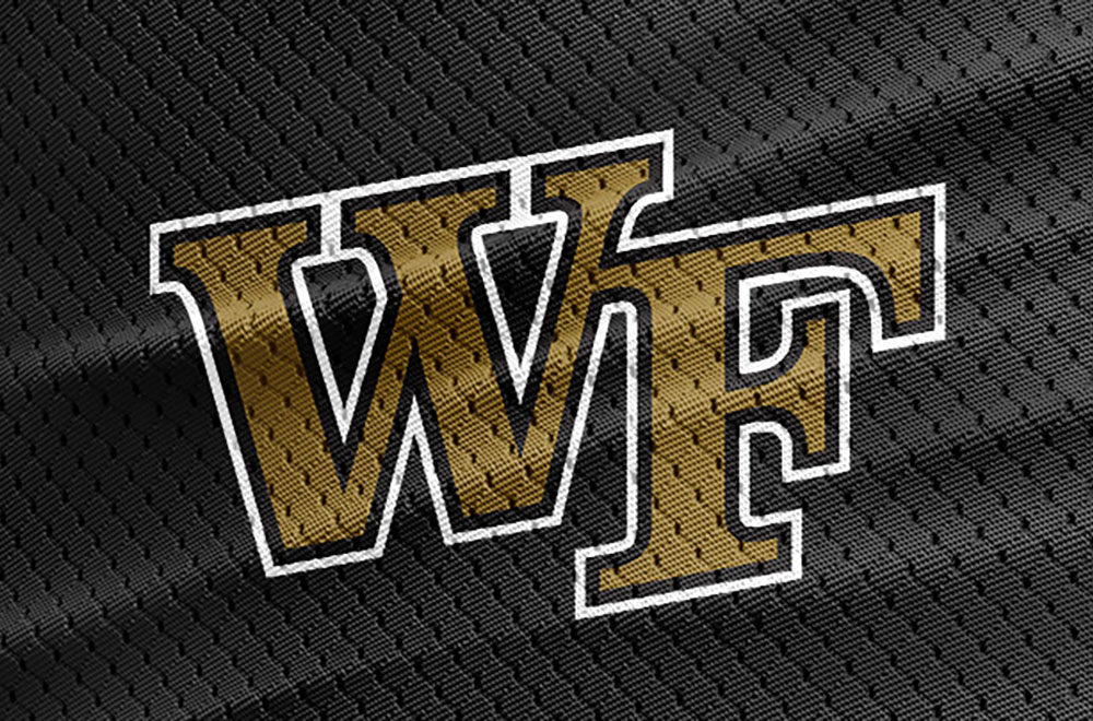WF logo on uniform